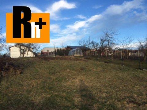 Foto Bohdanovce nad Trnavou na predaj pozemok pre bývanie - znížená cena