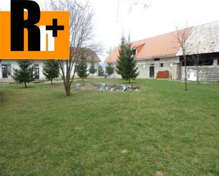 Foto Rodinný dom na predaj Bodorová obec - TOP ponuka