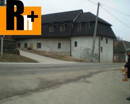 Foto Penzión Nová Bošáca na predaj - zrekonštruovaný