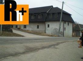 Penzión Nová Bošáca na predaj - zrekonštruovaný
