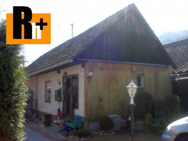 Foto Liptovská Porúbka na predaj rekreačný domček