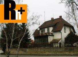 Na predaj vidiecky dom Šenkvice Nádražná