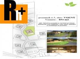 Na predaj Zázrivá pozemok pre bývanie