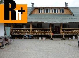 Rodinný dom na predaj Kysucké Nové Mesto