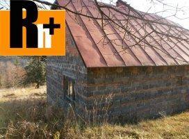 Na predaj rodinný dom Kolárovice