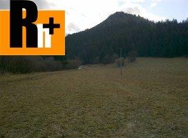Ostatné plochy na predaj Košeca Strážovské vrchy - TOP ponuka 1