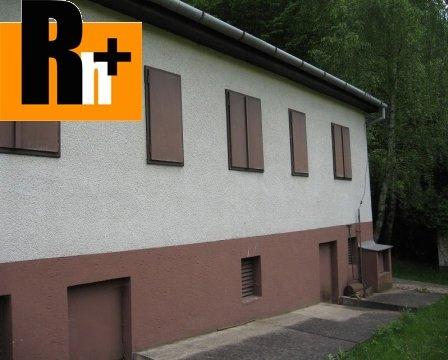 Foto Mníchova Lehota na predaj chata