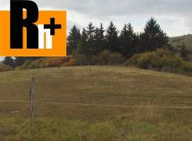Trvalý trávnatý porast na predaj Terchová