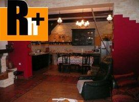 Trenčianske Stankovce rodinný dom na predaj