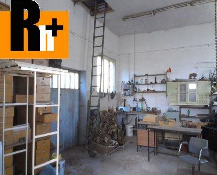 6. obrázok Bytča Bytča   na predaj výroba - TOP ponuka