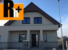 Tureň tureň rodinný dom na predaj - novostavba
