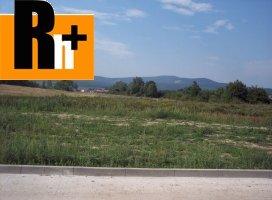 Pezinok na predaj pozemok pre bývanie