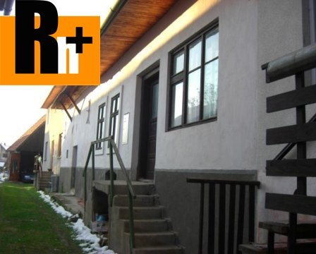 Foto Vidiecky dom na predaj Pribylina