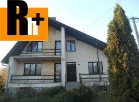 Rodinný dom na predaj Sobrance 8 km od mesta - znížená cena