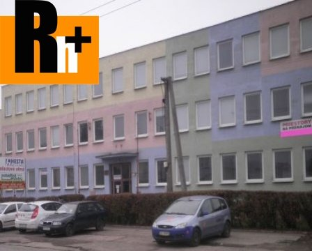 Foto Prešov Budovateľska administratívna budova na predaj - exkluzívne v Rh+