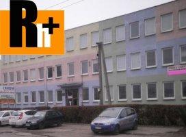 Prešov Budovateľska administratívna budova na predaj - exkluzívne v Rh+
