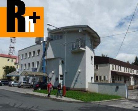 Foto Brezno na predaj administratívna budova