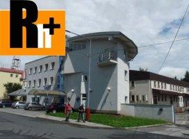 Brezno na predaj administratívna budova