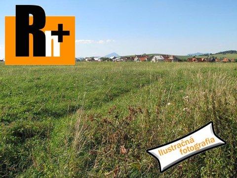 Foto Orná pôda na predaj Chudá Lehota mimo obce