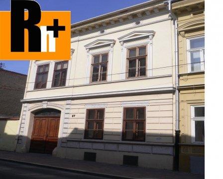 Foto Na predaj rodinný dom Košice-Staré Mesto