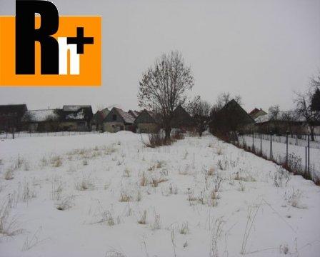 Foto Vavrišovo okraj obce pozemok pre bývanie na predaj - TOP ponuka