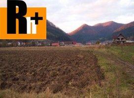 Na predaj pozemok pre bývanie Prečín časť Lúky