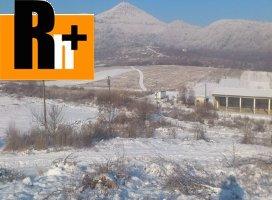 Prešov 3 Km od Prešova zastavané plochy a nádvoria na predaj - exkluzívne v Rh+