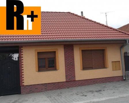 Foto Rodinný dom Vozokany rekr.oblast na predaj - zrekonštruovaný