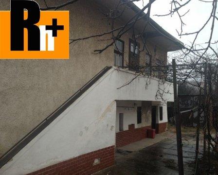 Foto Košice-Ťahanovce obec Ťahanovce na predaj záhrada