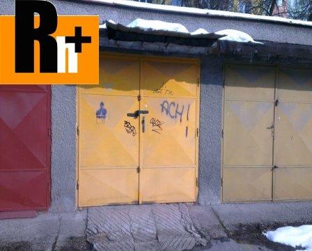 Foto Žilina Hliny na predaj garáž jednotlivá