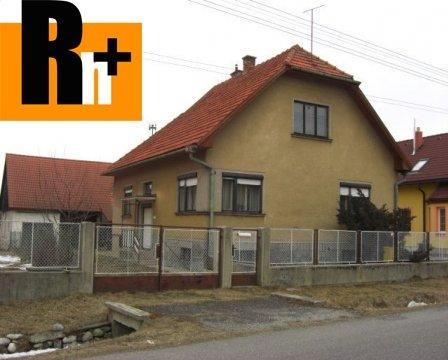 Foto Vavrišovo tichá lokalita na predaj rodinný dom - 1565m2