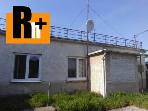Foto Na predaj vidiecky dom Šoporňa - s garážou