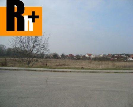 Foto Pozemok pre bývanie Hlohovec Hlohovec-Šulekovo na predaj - 3614m2