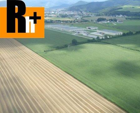 Foto Žabokreky nad Nitrou pozemok pre komerčnú výstavbu na predaj - 260000m2
