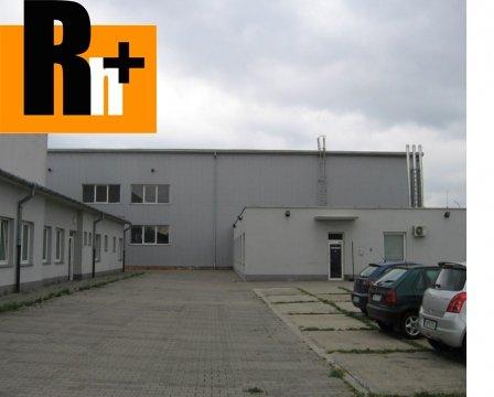 Foto Priemyselný areál Bratislava-Rača Bratislava - Rača na predaj