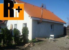 Veľké Úľany velke ulany na predaj rodinný dom