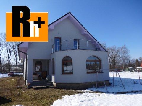 Foto Rodinná vila Vlachy okraj obce na predaj - znížená cena