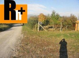 Na predaj pozemok pre komerčnú výstavbu Chorvátsky Grob