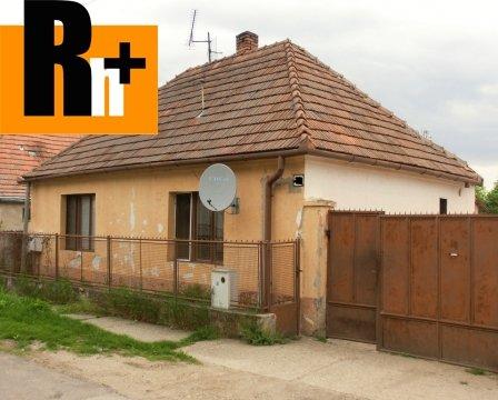 Foto Gáň rodinný dom na predaj - znížená cena