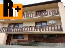 Na predaj rodinný dom Prešov Nižná Šebastová