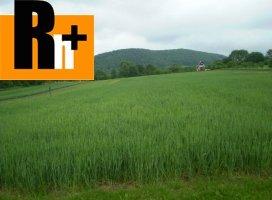 Drietoma Drietoma pozemok pre bývanie na predaj - znížená cena