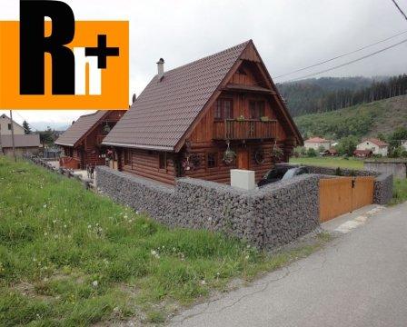 Foto Oščadnica Oščadnica rekreačný objekt na predaj - exkluzívne v Rh+