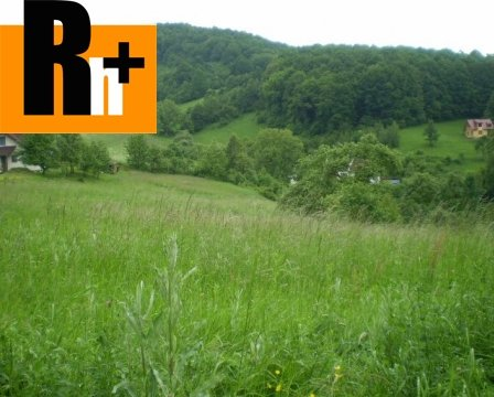 Foto Na predaj zastavané plochy a nádvoria Drietoma Osadlosť