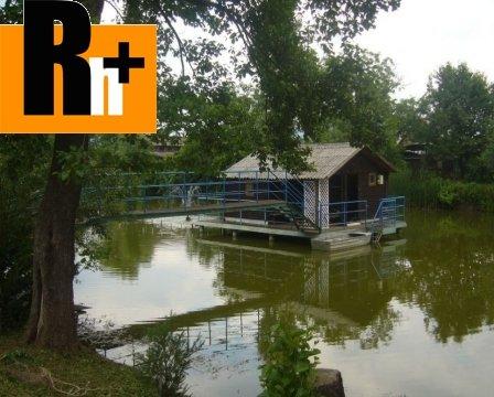 Foto Na predaj vodné plochy Oslany -