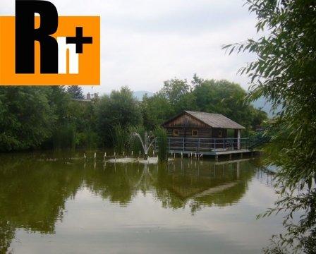 2. obrázok Na predaj vodné plochy Oslany -