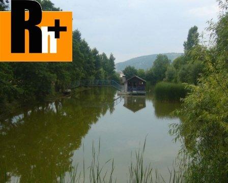 3. obrázok Na predaj vodné plochy Oslany -