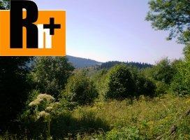 Čadca u Husárikov na predaj trvalý trávnatý porast
