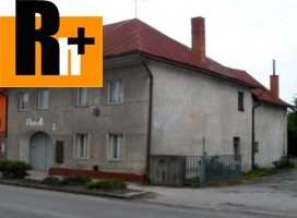 Na predaj rodinný dom Nitrianske Pravno centrum - rezervované