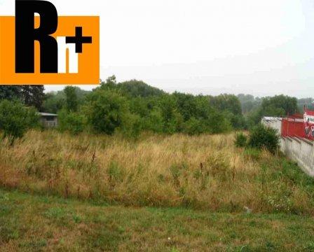 Foto Na predaj pozemok pre komerčnú výstavbu Topoľčany ... - 4394m2