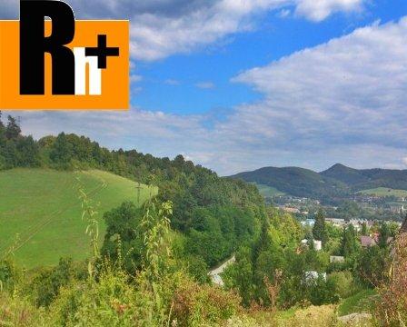Foto Púchov Streženice trvalý trávnatý porast na predaj
